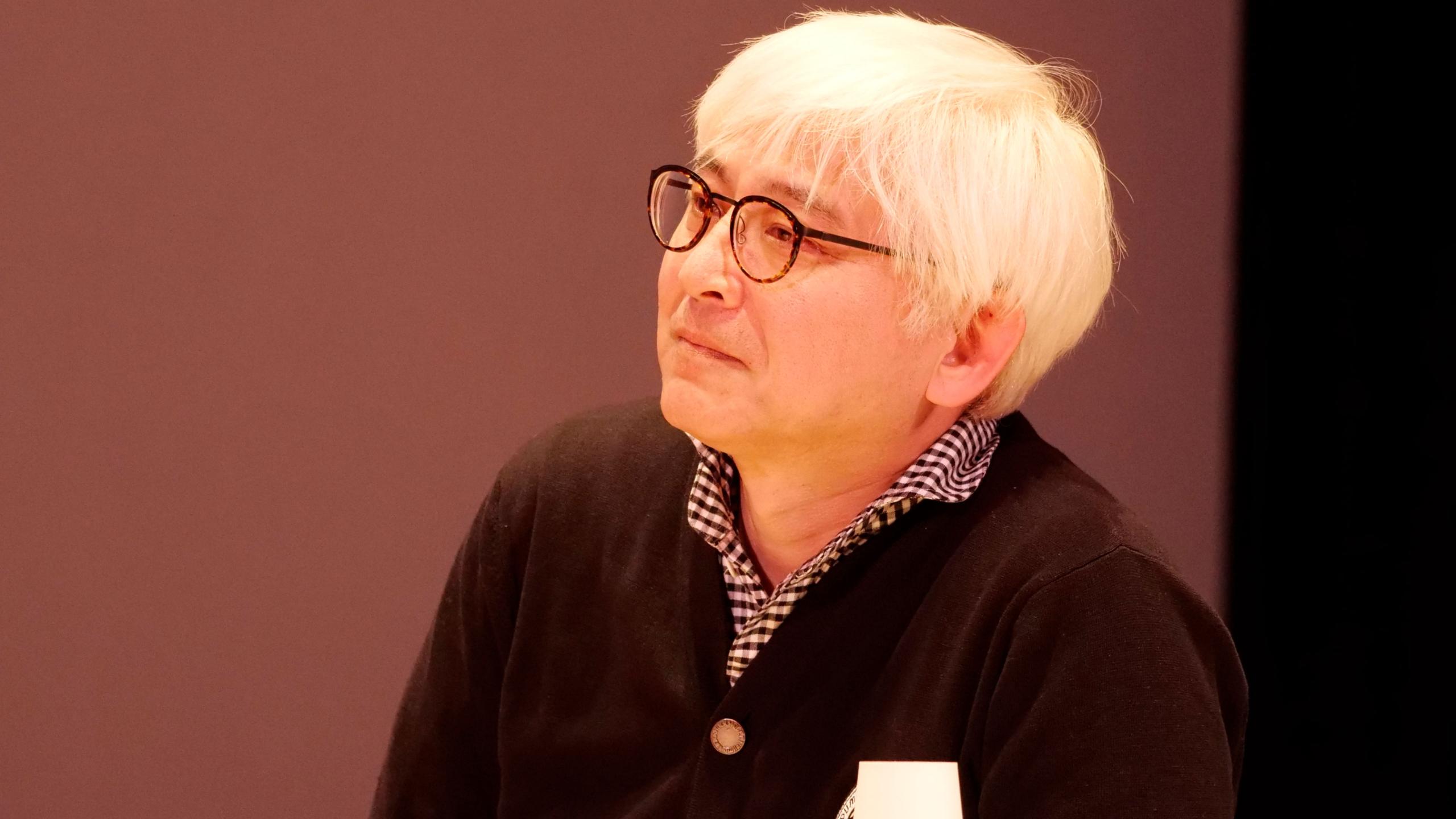 ILCサポーターズ未来会議第2回in丘フェス 貞本義行氏