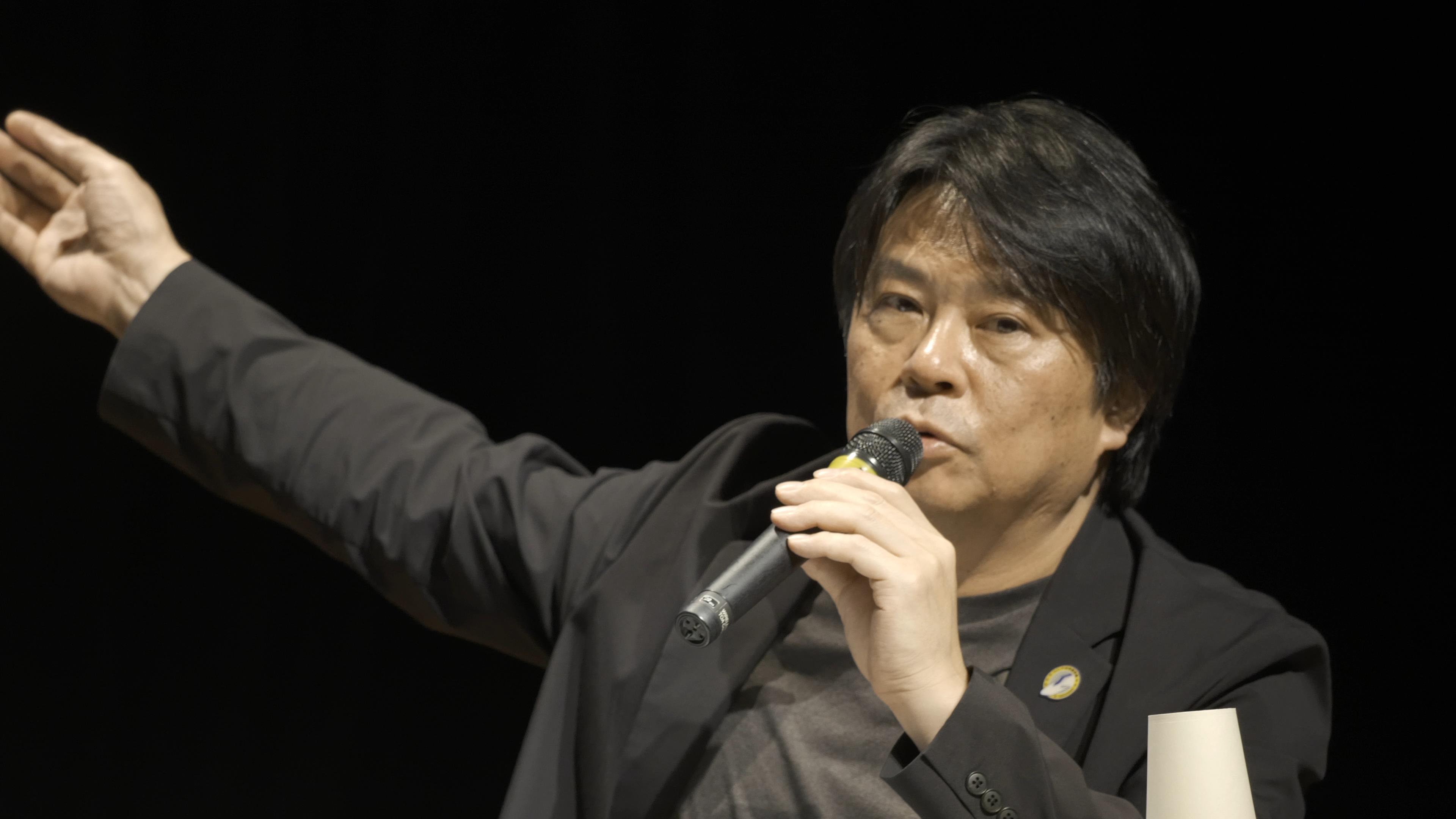 ILCサポーターズ未来会議第2回in丘フェス 竹内宏彰氏