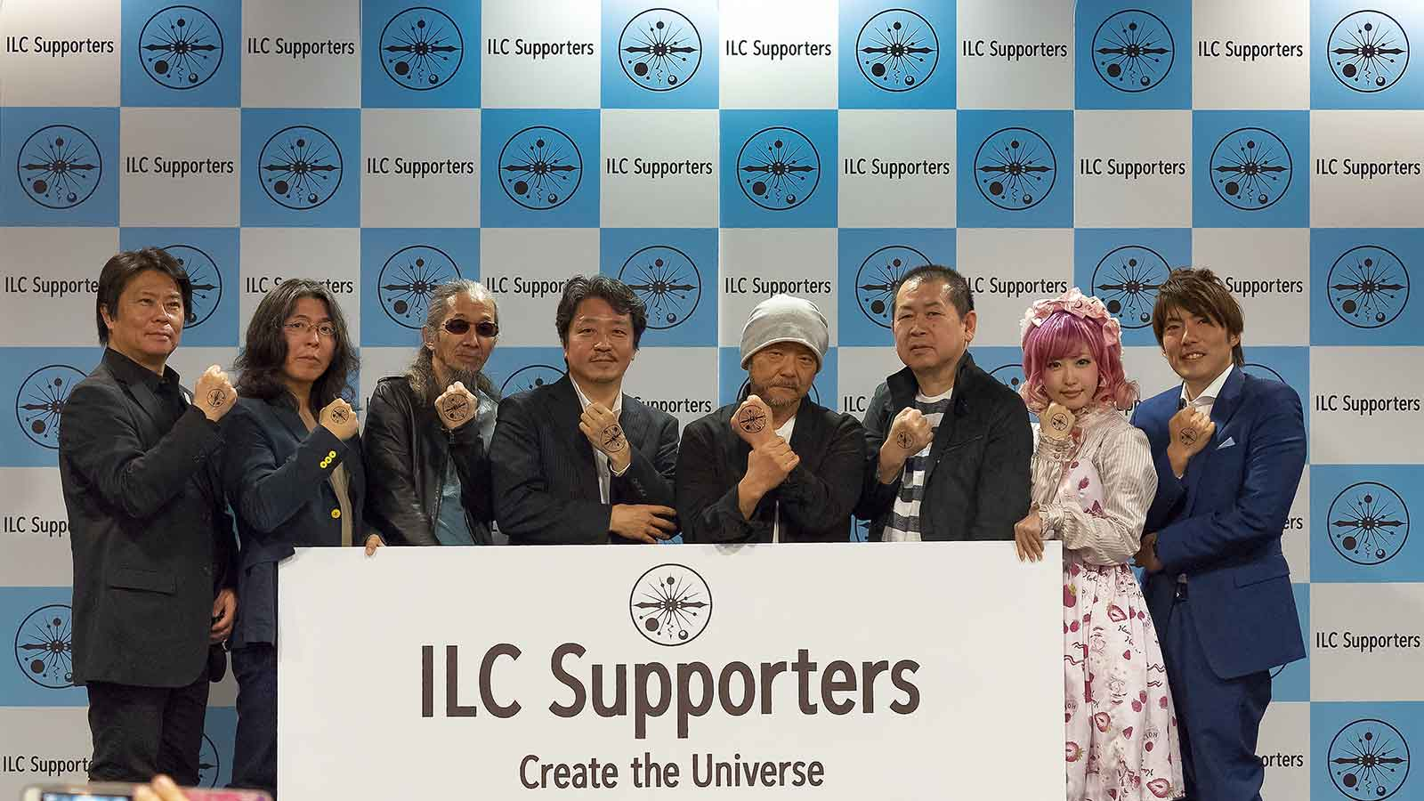 ILC Supporters